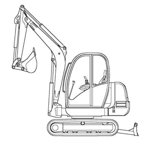 Free Gehl 193-223 Compact Excavator Illustrated Master Parts List Manual Instant Download! (Beginning SN: AD00454 ) Download thumbnail