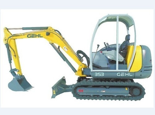 Free Gehl 353 / 373 Compact Excavator Illustrated Master Parts List Manual Instant Download! (Form No.918039 Revision H) Download thumbnail