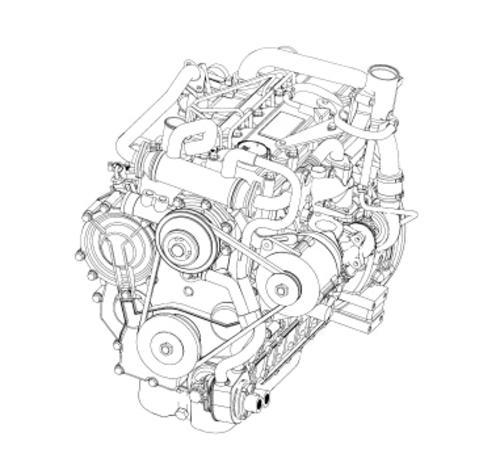 Free Deutz Engine - Tier III TD 2009 L 04 Illustrated Master Parts List Manual Instant Download! (Skid-Steer Loader Only) Form No.913315 Revision C Download thumbnail