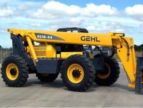 Free Gehl RS10-44 Telescopic Handlers Illustrated Master Parts List Manual Instant Download!(Form No. 913321 Revision A April 2009) Download thumbnail