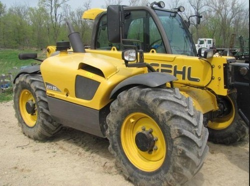 Free Gehl CT7-23 Turbo Telescopic Handlers Illustrated Master Parts List Manual Instant Download! (Serial Number:245988 and Before) Download thumbnail