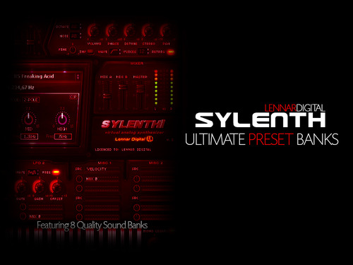 Pay for Sylenth Ultimate Preset Banks