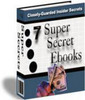 Thumbnail No-Hype 7 Super Secret Ebooks- by Richard Dean+Resell Rights