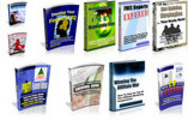 Thumbnail Crazy Deal 10 eBooks With PLR Lisence Cheap Price!!