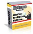 Thumbnail MySpace Marketing 101 + 25 FREE Reports ( Bargain Hunter Warehouse )