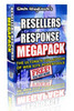 Thumbnail Resellers Response MegaPack + 25 FREE Reports ( Bargain Hunter Warehouse )