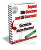 Thumbnail Secrets to Niche Mastery Beyond Silo Structure and LSI  + 25 FREE Reports ( Bargain Hunter Warehouse )