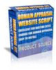 Thumbnail Domain Appraisal Script + 25 FREE Reports ( Bargain Hunter Warehouse )