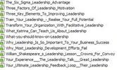 Thumbnail 12 Leadership PLR Articles Vol. 4 + 25 FREE Reports ( Bargain Hunter Warehouse )