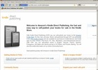 Thumbnail Publish ebooks to Kindle. Video Tutorial Lessons1,2,3,4,5