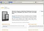 Thumbnail Publish ebooks to Kindle. Video Tutorial Lessons1,2,3,4,5