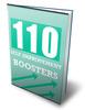 Thumbnail 110 Self Improvement Tips Audio Book and Ebook