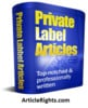 Thumbnail Christmas PLR Articles (926) Resell Rights Included