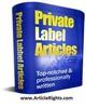 Thumbnail 1,500 Health PLR Articles Vol. 3 of 11. ArticleRights.com