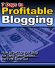 Thumbnail 7 Days to Profitable Blogging ( Bargain Hunter Warehouse )