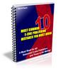 Thumbnail 10 MOST COMMON E ZINE PUBLISHING MISTAKES YOU MUST AVOID ( Bargain Hunter Warehouse )