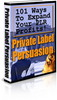 Thumbnail Private Label Persuasion (PLR) BARGAIN HUNTER WAREHOUSE