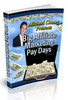 Thumbnail Big Affiliate Marketing Pay Days + 25 FREE Reports ( Bargain Hunter Warehouse )