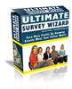 Thumbnail The Ultimate Survey Wizard + 25 FREE Reports ( Bargain Hunter Warehouse )