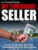 Thumbnail My Timeshare SELLER + 25 FREE Reports ( Bargain Hunter Warehouse )