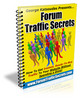 Thumbnail  Forum Traffic Secrets - Drive Quality Traffic to your Website in Minutes