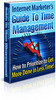 Thumbnail  Internet Marketer's Guide To Time Management