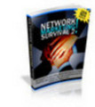 Thumbnail Network Marketing Survival  2 + 25 FREE Reports ( Bargain Hunter Warehouse )