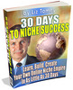Thumbnail 30 Days To Niche Success! bargainhunterwarehouse.com