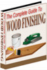 Thumbnail The Complete Guide To Wood Finishing + 25 FREE Reports ( Bargain Hunter Warehouse )