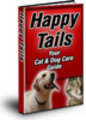 Thumbnail Happy Tails: Your Dog & Cat Care Guide ( Bargain Hunter Warehouse )