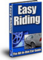 Thumbnail Easy Riding: The All In One Car Guide + 25 FREE Reports ( Bargain Hunter Warehouse )