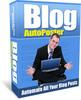 Thumbnail Blog AutoPoster + 25 FREE Reports ( Bargain Hunter Warehouse )