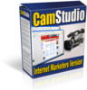 Thumbnail CamStudio Internet Marketers Version  + 25 FREE Reports ( Bargain Hunter Warehouse )