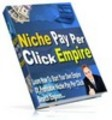 Thumbnail Niche Pay Per Click Empire + 25 FREE Reports ( Bargain Hunter Warehouse )