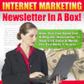 Thumbnail Internet Marketing Newsletter In A Box + 25 FREE Reports ( Bargain Hunter Warehouse )