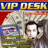 Thumbnail VIP DESK + 25 FREE Reports ( Bargain Hunter Warehouse )