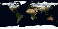 Thumbnail World Map - BargainHunterWarehouse.com