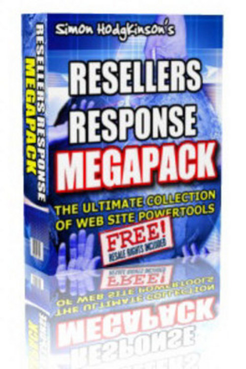 Pay for Resellers Response MegaPack + 25 FREE Reports ( Bargain Hunter Warehouse )