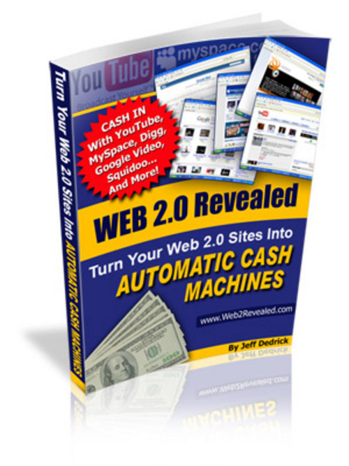 Pay for Web 2.0 Revealed + 25 FREE Reports ( Bargain Hunter Warehouse )