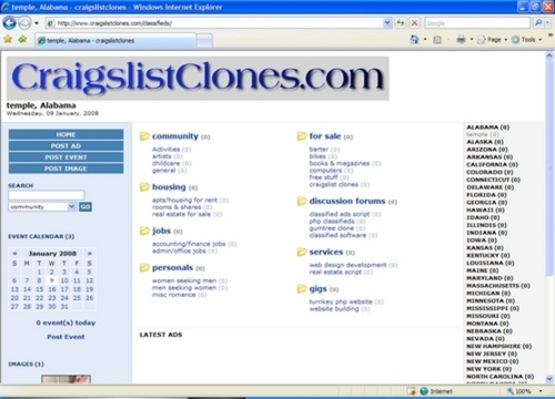 Pay for Craigslist Classifieds php Clone Script V4.9.7 + 25 FREE Reports bargainhunterwarehouse.com
