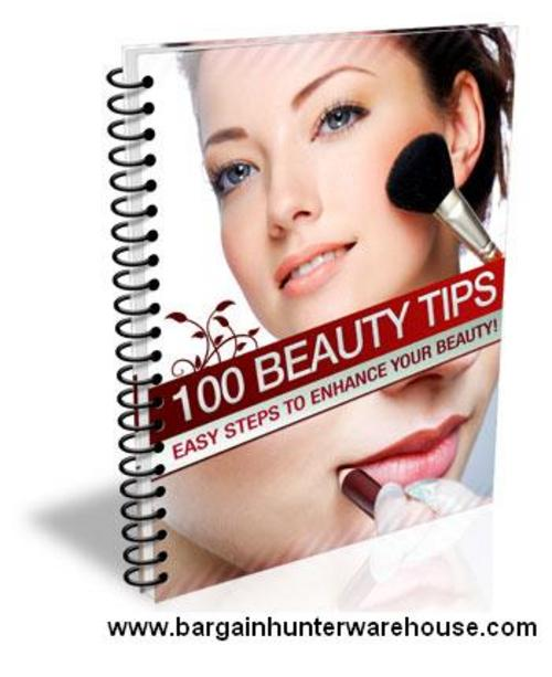 Pay for 100 Beauty Tips - Practical Advice on a Shoestring Budget