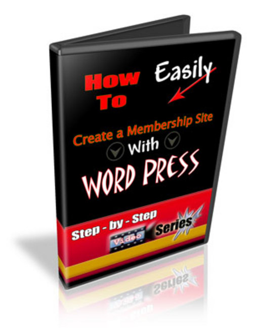Pay for How to Easily Create a Membership Site with Word Press