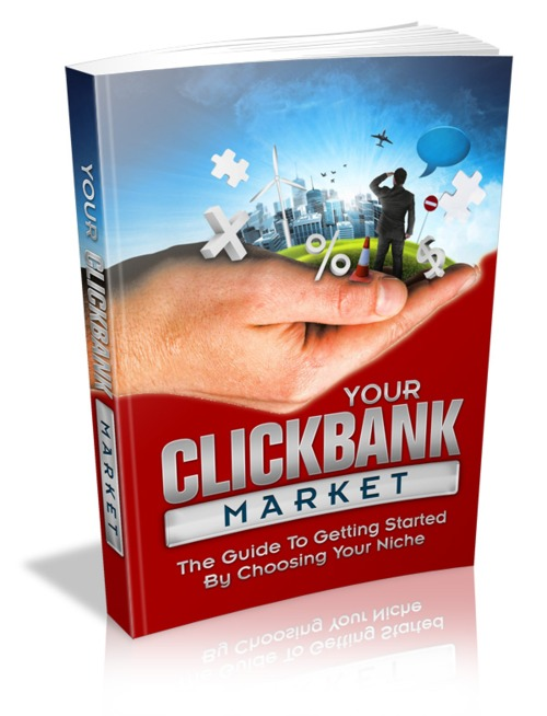 Pay for Your CLICKBANK Market. Getting Started guide. Audio & Ebook.