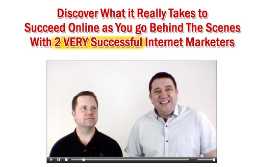 Pay for What It Takes To Succeed Online - Lesson 1 of 12