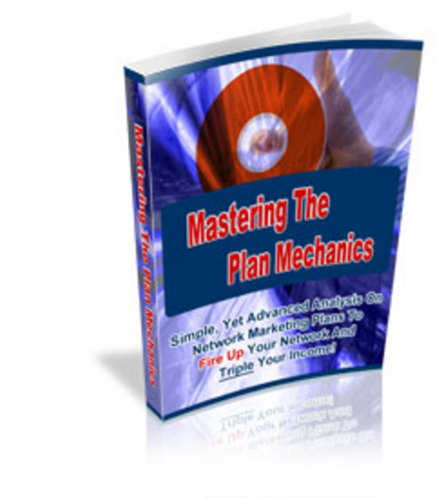 Pay for *NEW* Mastering The Plan Mechanics With Private Labels Rights plus 10 FREE Bonus Reports ( Bargain Hunter Warehouse )