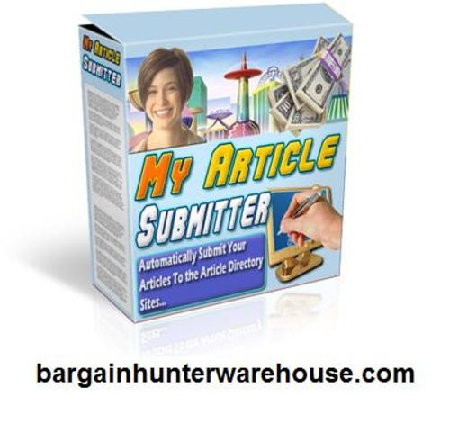 Pay for My Article Submitter - Fast EZ Article Distribution = more $