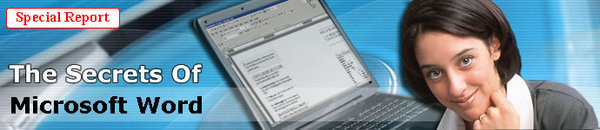 Pay for The Insider Secrets of Microsoft Word