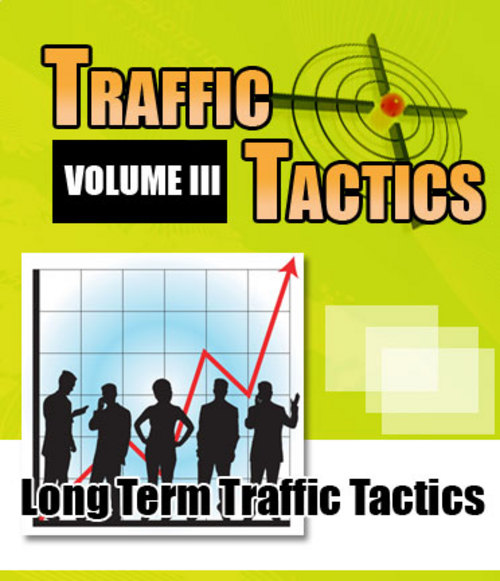 Pay for Long Term Traffic Tactics + 25 FREE Reports ( Bargain Hunter Warehouse )
