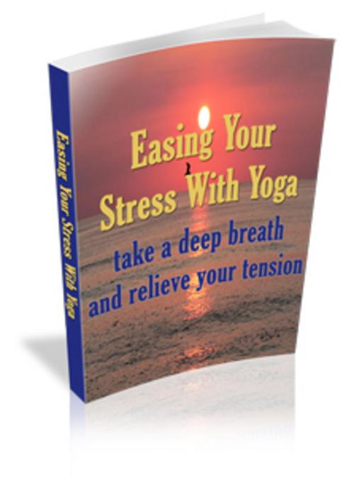 Pay for  Easing Your Stress With Yoga www.BargainHunterWarehouse.com