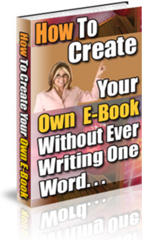 Pay for How To Create Your Own Ebook + 25 FREE Reports